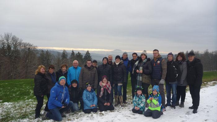 Mountainbiken Radgruppe Spraitbach Wandern